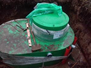 автономный септик Альта-био 5 лоу для высоких грунтовых вод
