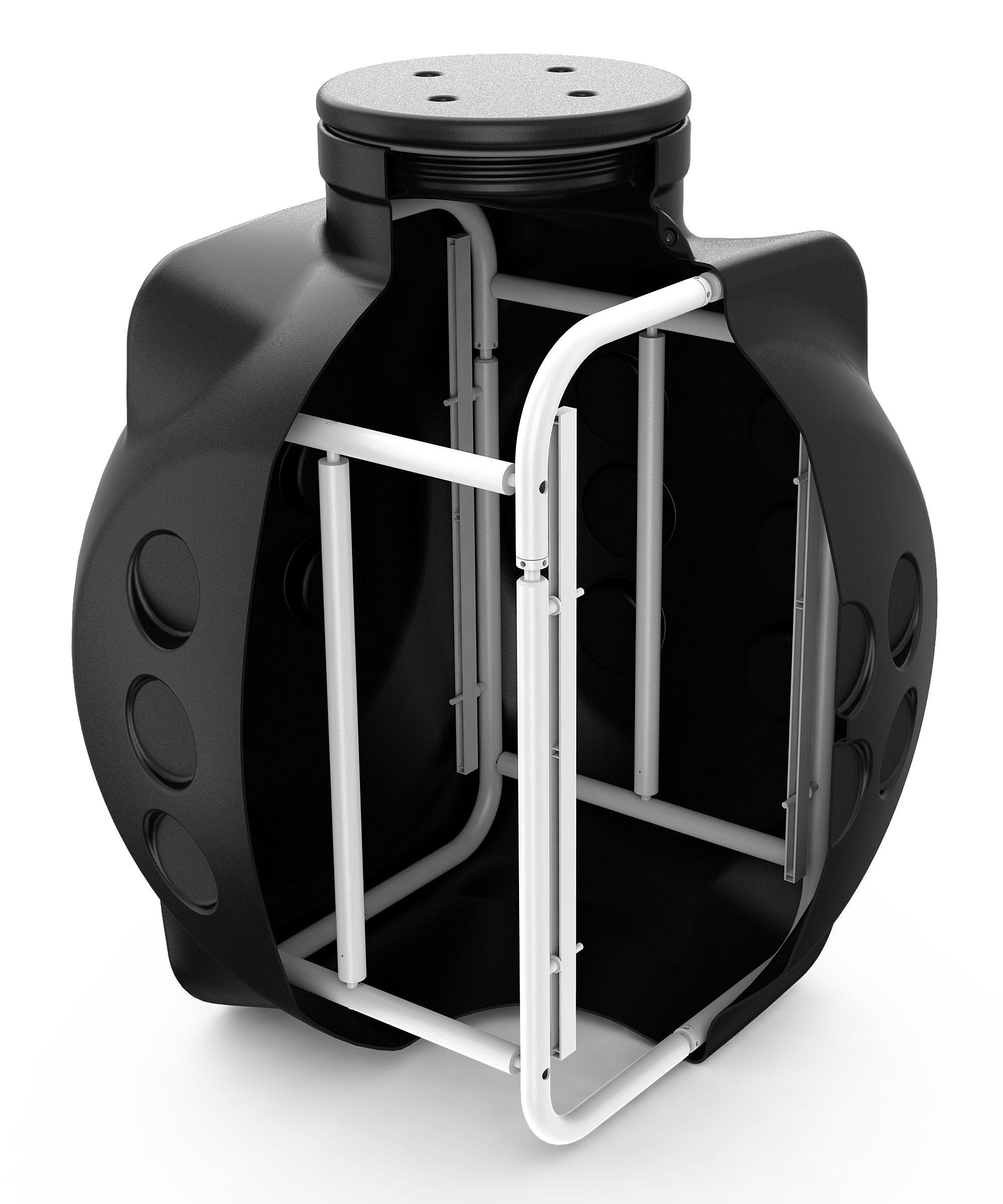 ККТ-2 (м/к) .Колодец пластиковый кабельной усиленный