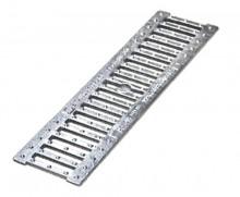 Решетка  стальная оцинкованная (щелевая)