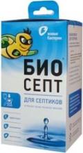 Биоактиватор Биосепт 300 для септиков и выгребных ям